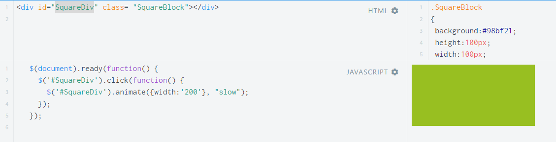 Common functions in JQuery – My coding exploration